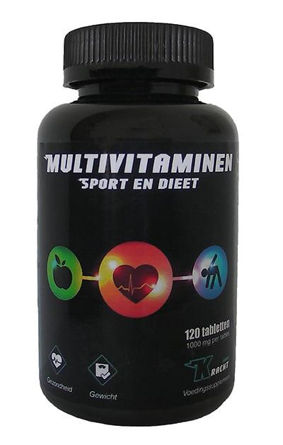Multivitaminen sport en dieet