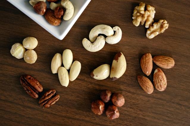 noten en zaden eten