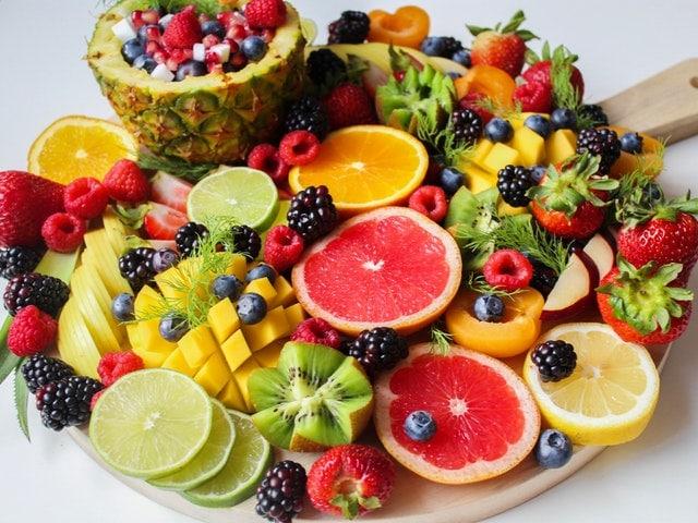 gezonde fruitsoorten