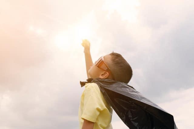 Kind meer zelfvertrouwen geven, doe een vechtsport