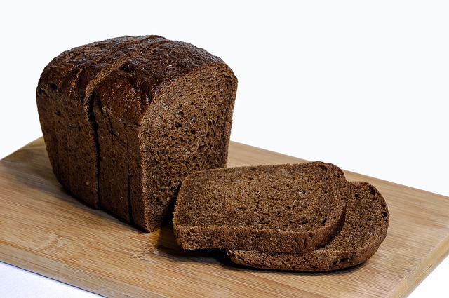 torentje van roggebrood