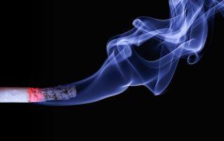 Stoppen met roken zonder aan te komen