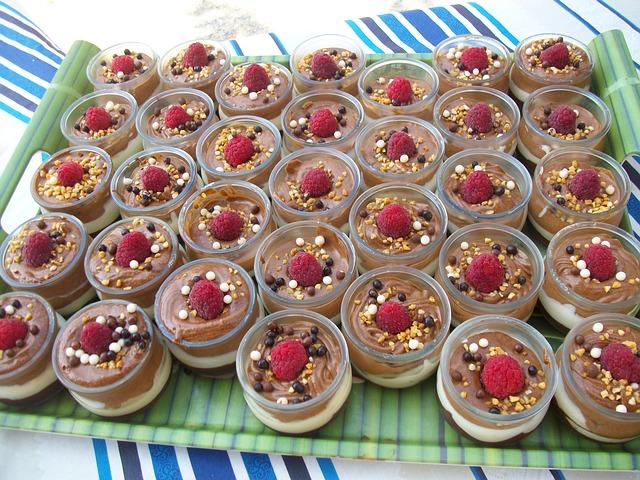 Gezonde chocolademousse recept