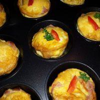 ei muffin recept