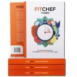 Review Fitchef Turbo : 85 eiwitrijke recepten binnen 15 minuten klaar