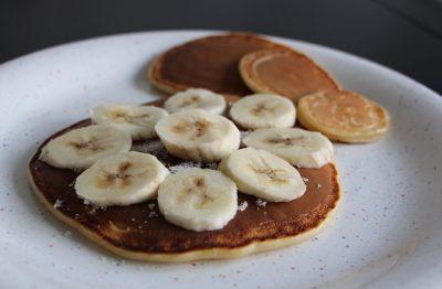 banaan proteine pannenkoek