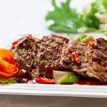 Biefstuk puntjes recept