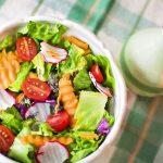 Snel afvallen met vegetarische recepten