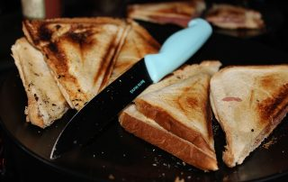 tosti hawaii recept