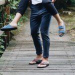 Slippers op maat voor gezonde voeten