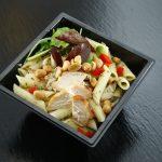 Gezonde pastasalade recept