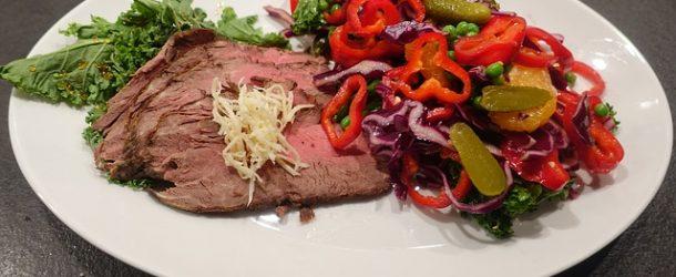 rundvlees salade